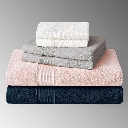 Surrender Bath Towel Set Six Piece Set