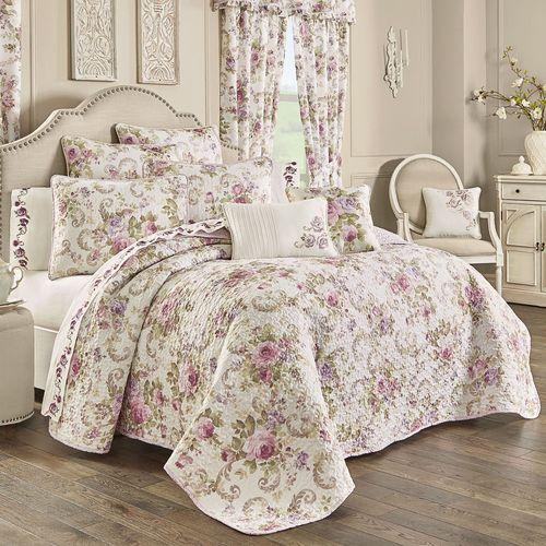 Chambord Mini Quilt Set Lavender