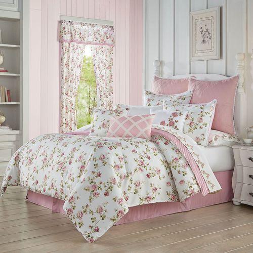 Rosemary Comforter Set Blush