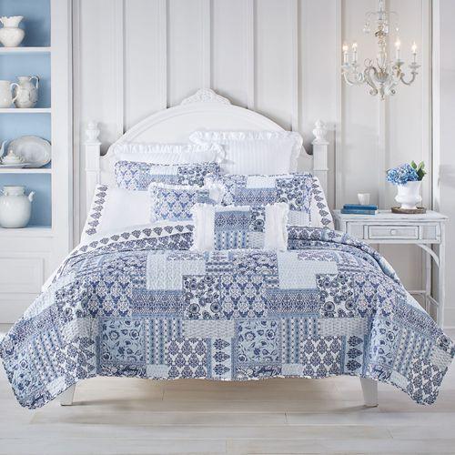 Tessa Mini Quilt Set Indigo