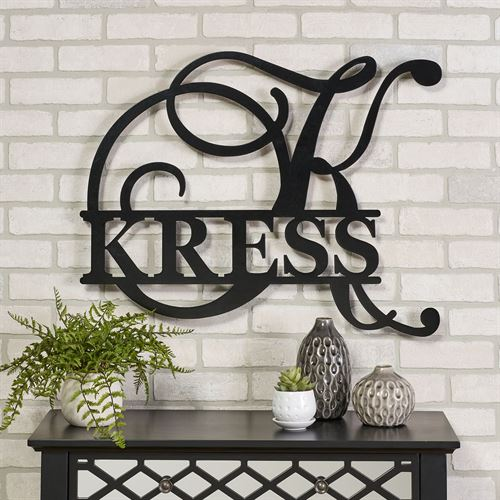 Accord Personalized Wall Art Sign