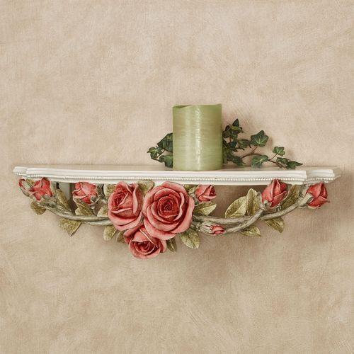 Rose Melody Wall Shelf