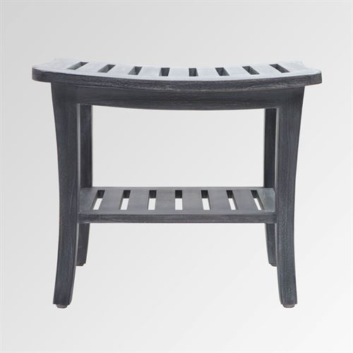 Averly Bench Gray