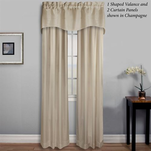 Marion Tailored Curtain Panel