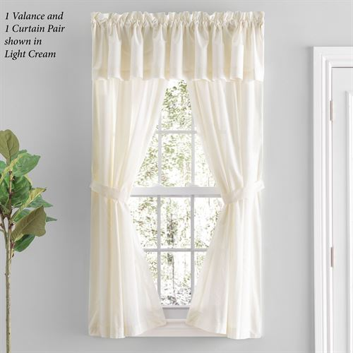 Kenton Tailored Curtain Pair