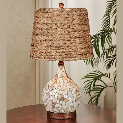 Theia II Table Lamp Multi Earth