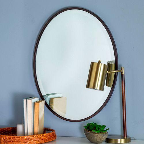Theo Wall Mirror Mocha