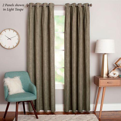 Monet Grommet Curtain Panel