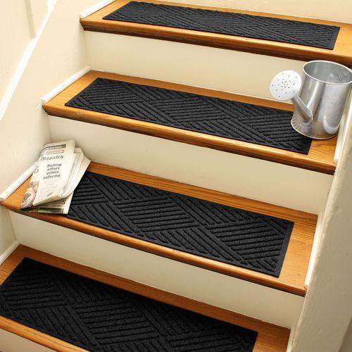 Diamonds Stair Treads Set of Four