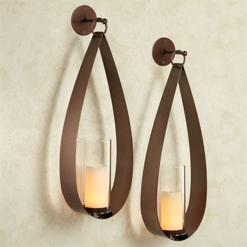 Pharos Wall Sconce Pair