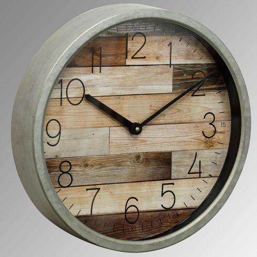 Cassidy Wall Clock Natural