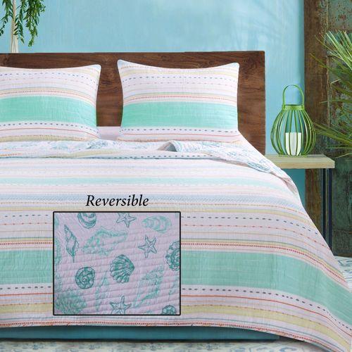 Pacifica Sea Mini Quilt Set Multi Cool