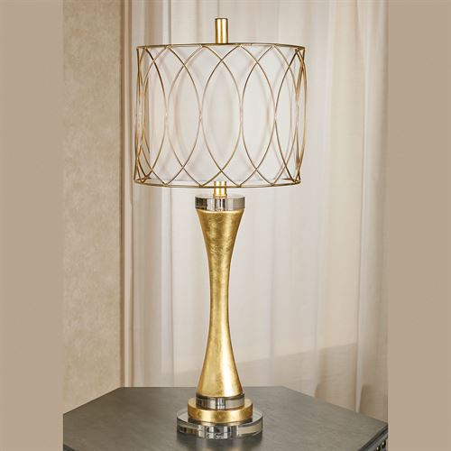 Amare Table Lamp Gold