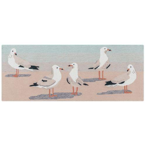 Gulls Sand Runner Mat Multi Cool 2 x 5