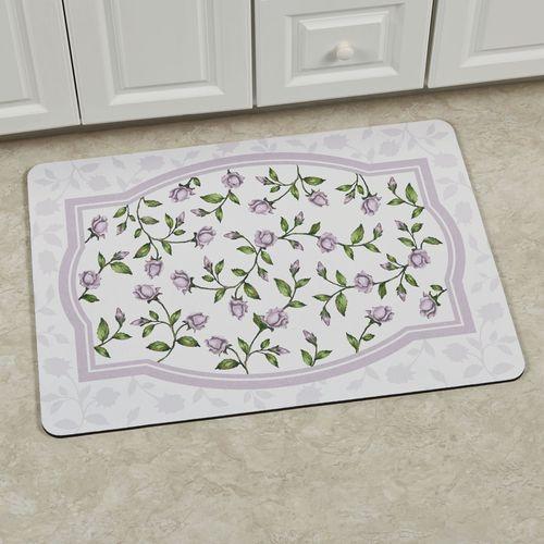 Enchanted Rose Premium Comfort Mat Lavender 31 x 22
