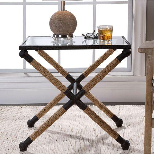 Braddock Accent Table Black
