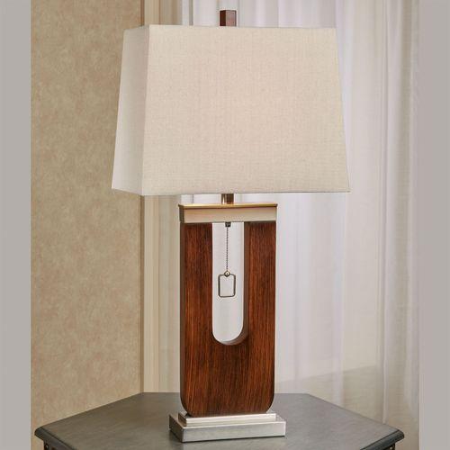 Jonna Table Lamp Brown