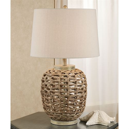 Manila Table Lamp Natural