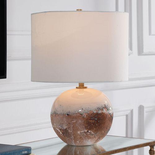 Durango Accent Table Lamp Multi Earth