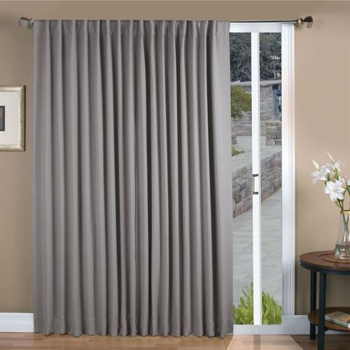 Ultimate Blackout Back Tab Patio Panel 112 x 84