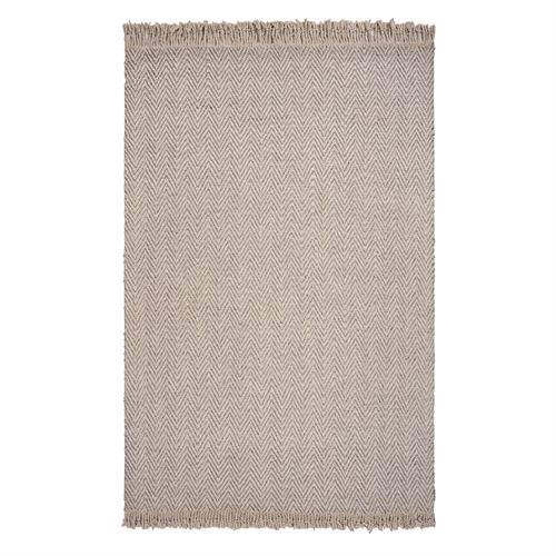 Hollis Rectangle Rug Oatmeal