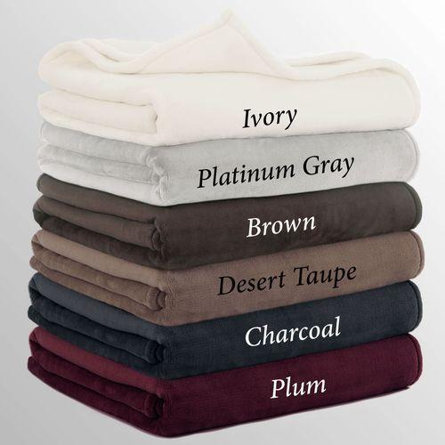 Vellux Sheared Mink Blanket
