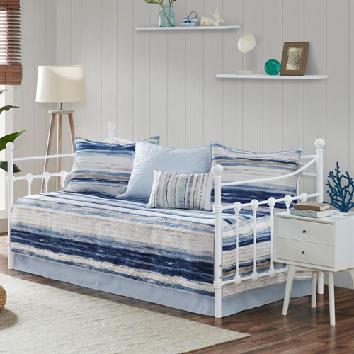 Marina Daybed Set Blue Daybed