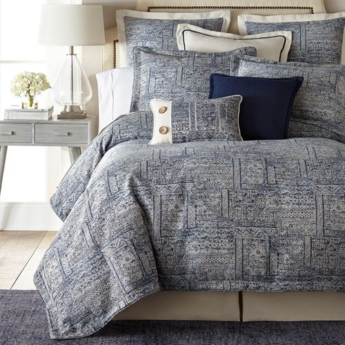 Brentwood Mini Comforter Set Dark Blue