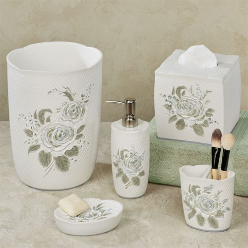 Estelle Lotion Soap Dispenser Ivory