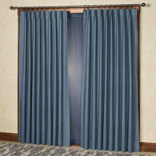 Darya Pinch Pleat Curtain Pair