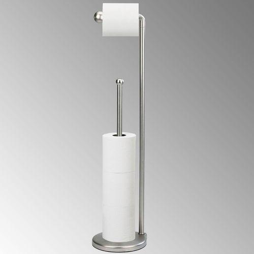 Teardrop Toilet Paper Stand Nickel