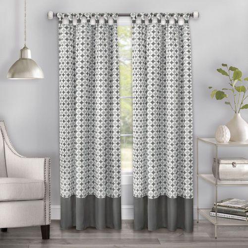 Caradoc Tab Top Curtain Panel