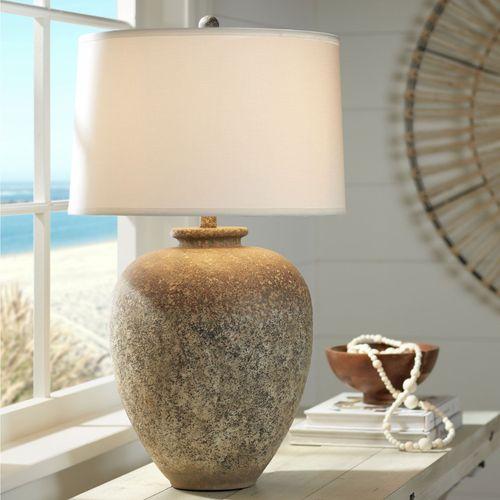 Cullen Table Lamp Multi Earth