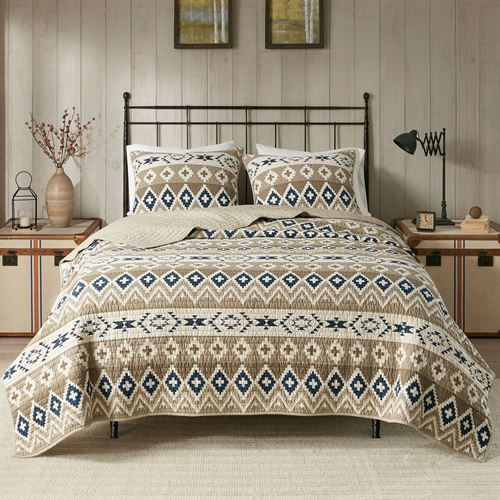 Montana Mini Quilt Set Multi Warm