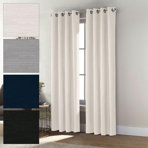 Aldreda Grommet Curtain Panel