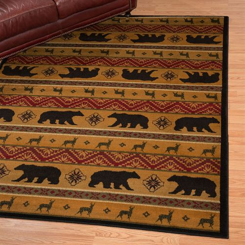 Scout Rectangle Rug Multi Earth