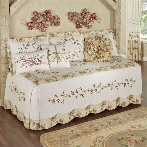 Honeysuckle Daybed Set Buttercream Daybed