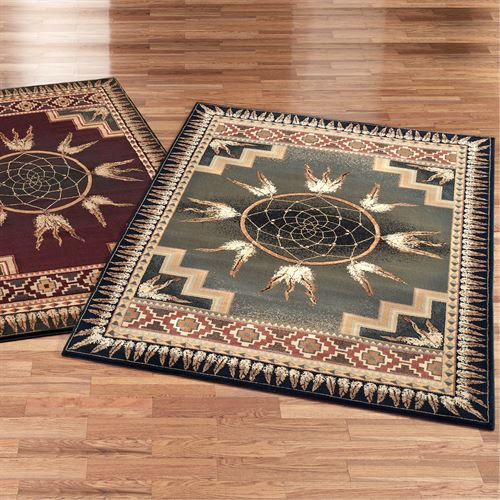 Dream Catcher Area Rug