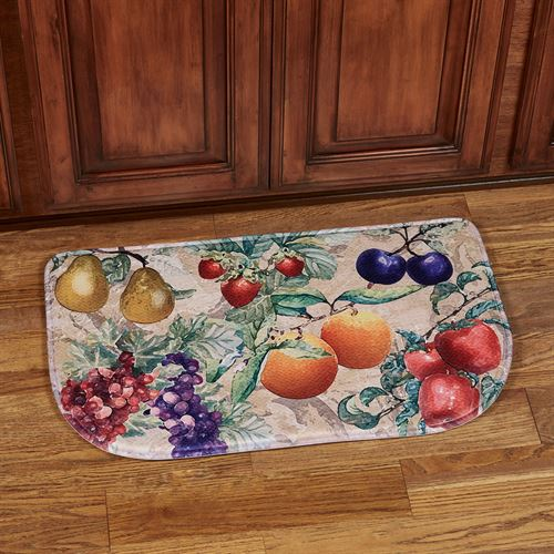 Natures Bounty Cushioned Slice Mat Multi Bright 30 x 18