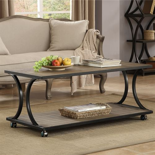 Carter Coffee Table Black