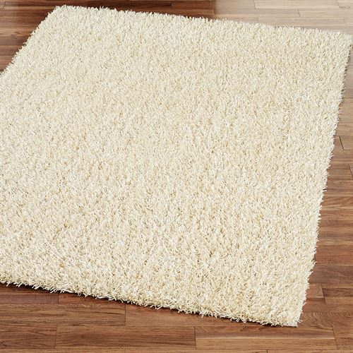 Illusion Shag Rectangle Rug