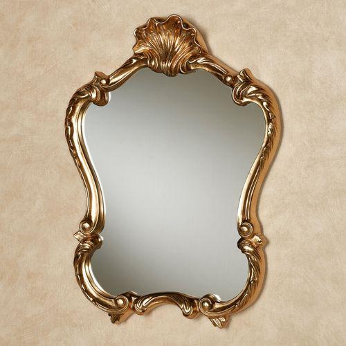 Adeen Wall Mirror Gold