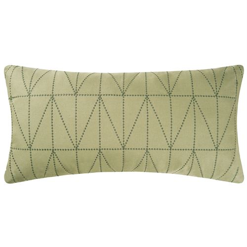 Middleton Tailored Pillow Moss Rectangle