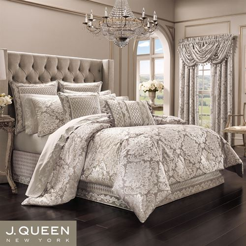 Bel Air Almond Comforter Set