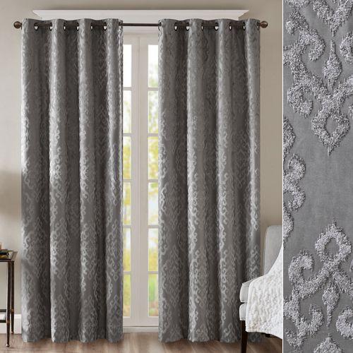 Mirage Blackout Grommet Curtain Panel