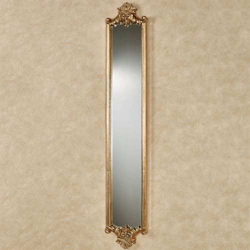 Alistair Wall Mirror Panel Gold
