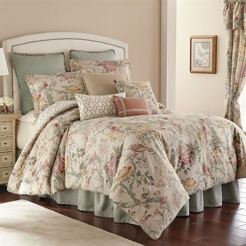 Bicarri Comforter Set Natural