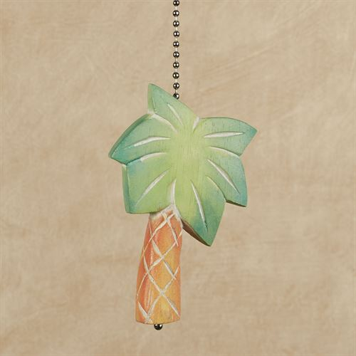 Fan Pull Chain Ornaments New Palm Tree Ceiling Fan Pull Chain Ornament