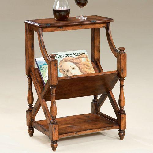 Caldwell Magazine Table