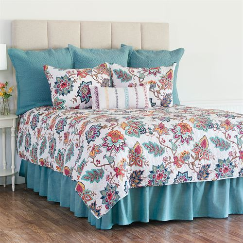 Aurora Mini Quilt Set Multi Bright